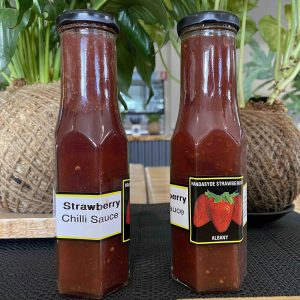Strawberry Chilli Sauce